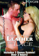 Playgirls Hottest Leather And Lace