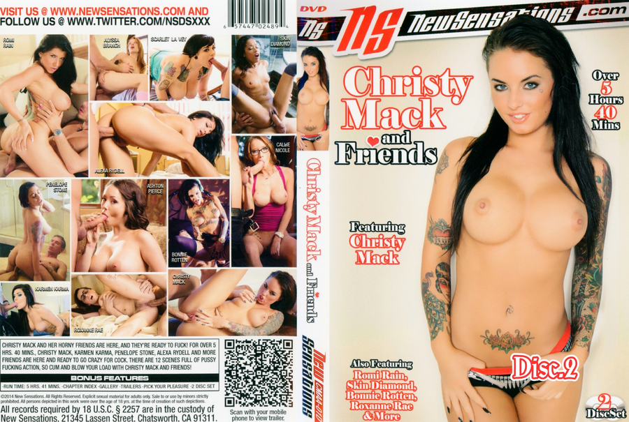 Christy Mack And Friends Disc.2
